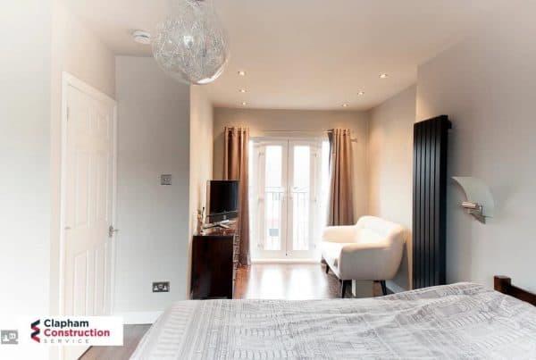 guest bedroom loft conversion