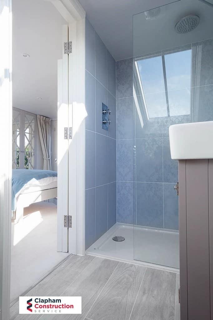 twin bedroom loft conversion ensuite