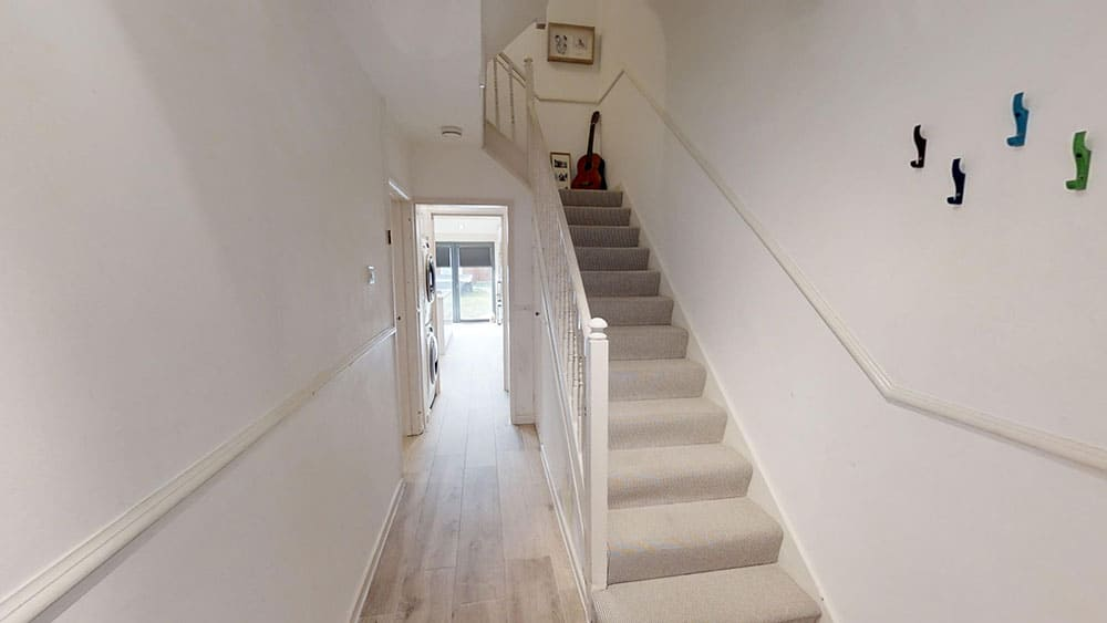 home extension stairs