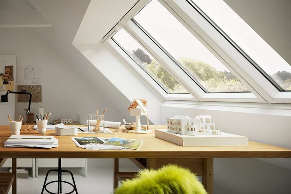 Converting Your Loft Into an Office