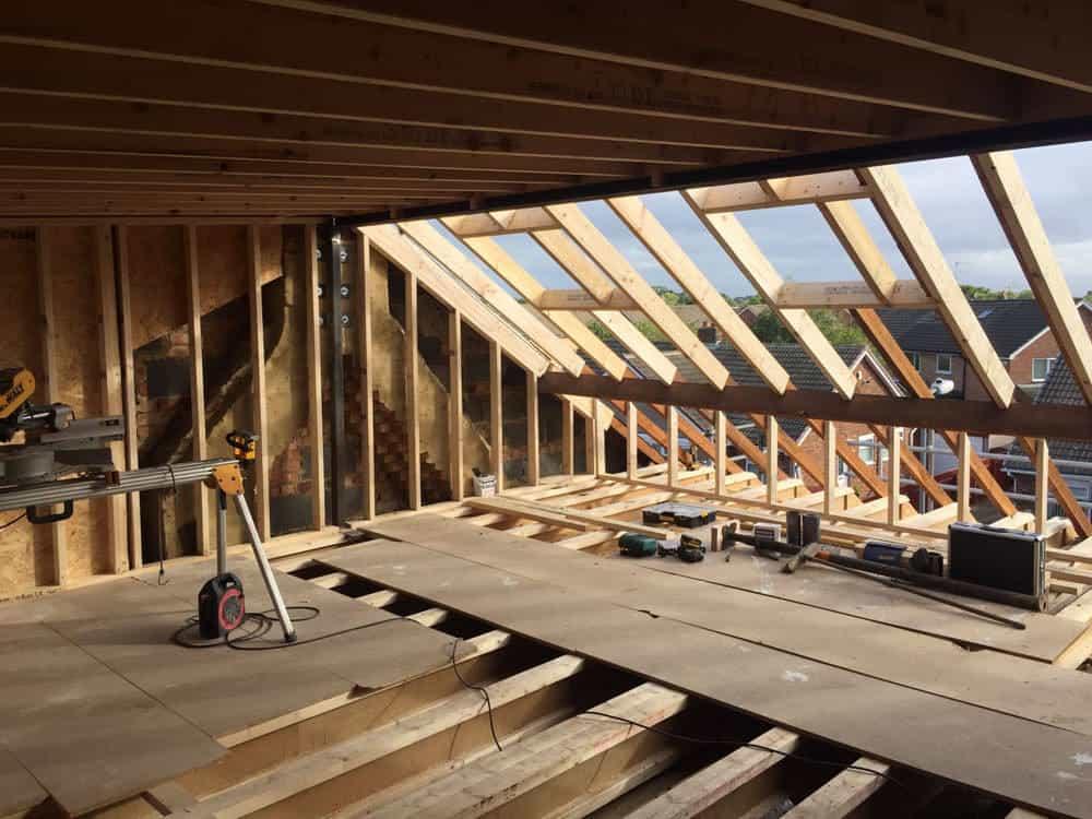 Floor Joist - Clapham Construction