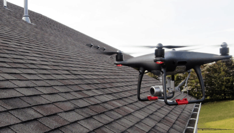 Using Drones To Inspect Your Roof